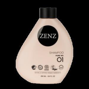 zenz shampoo no 01 pure