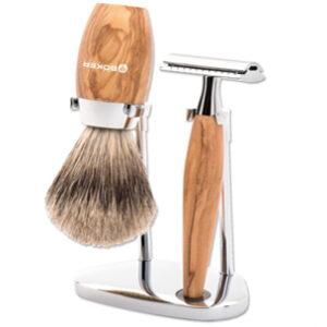 Barbering og skegg